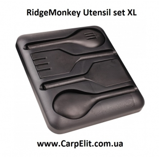 Столовый набор RidgeMonkey Utensil set XL