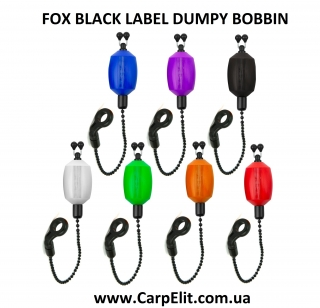 Свингер FOX BLACK LABEL DUMPY BOBBIN