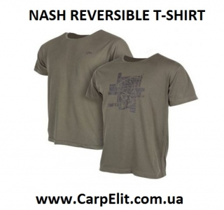 Футболка NASH REVERSIBLE T-SHIRT