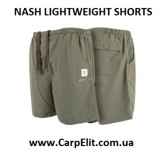 Шорты NASH LIGHTWEIGHT SHORTS
