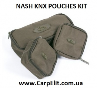 Набор кейсов NASH KNX POUCHES KIT