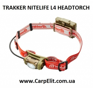 Фонарик TRAKKER NITELIFE L4 HEADTORCH