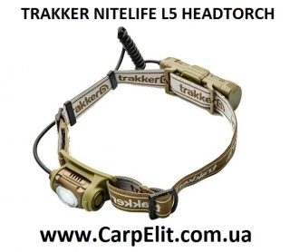 Фонарик TRAKKER NITELIFE L5 HEADTORCH