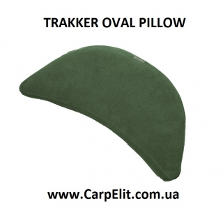 Подушка TRAKKER OVAL PILLOW