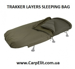 Cпальник TRAKKER LAYERS SLEEPING BAG