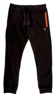 Штаны FOX JOGGERS BLACK and ORANGE