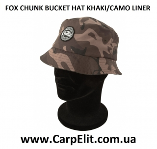 Панама FOX CHUNK BUCKET HAT KHAKI - CAMO