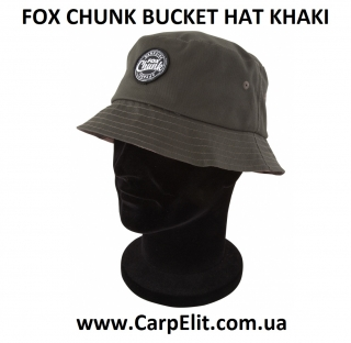 Панама FOX CHUNK BUCKET HAT KHAKI