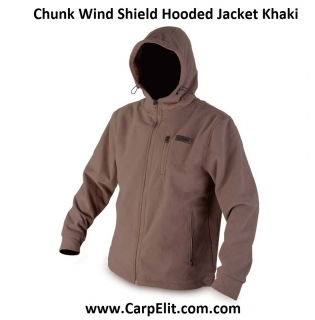 Куртка FOX Chunk Wind Shield Hooded Jacket Khaki