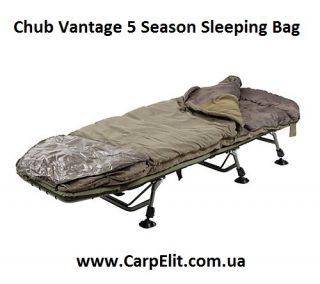 Спальник Chub Vantage 5 Season Sleeping Bag