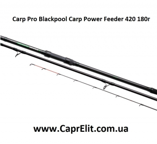 Удилище Carp Pro Blackpool Carp Power Feeder 420 180г