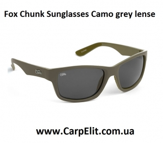 Очки Fox Chunk Sunglasses Camo grey lense