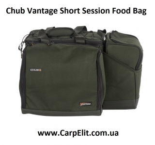 Сумка Chub Vantage Short Session Food Bag