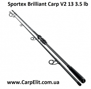 Удилище Sportex Brillant Carp V2 13ft 3.5 lb