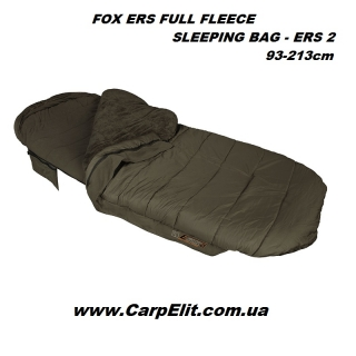 Спальник FOX ERS FULL FLEECE SLEEPING BAG - ERS 2