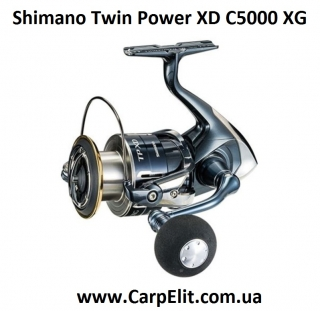 Катушка Shimano Twin Power XD C5000 XG