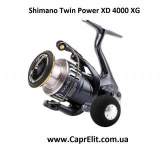 Катушка Shimano Twin Power XD 4000 XG