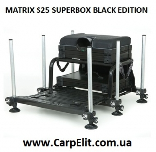 Станция MATRIX S25 SUPERBOX BLACK EDITION