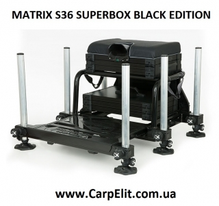 Cтанция MATRIX S36 SUPERBOX BLACK EDITION
