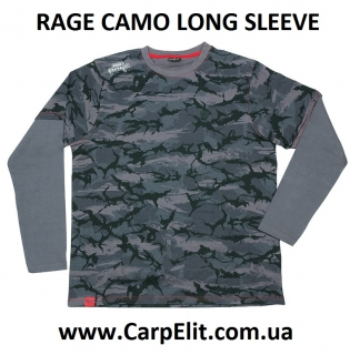 Футболка RAGE CAMO LONG SLEEVE