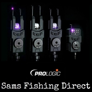 Сигнализаторы  PROLOGIC SMX CUSTOM BLACK PURPLE ALARMS 4+1