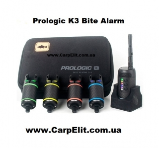 Сигнализатор  Prologic K3 Bite Alarm Set 4+1