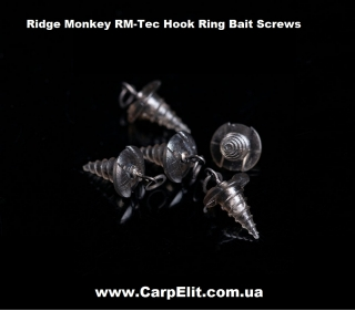 Винт для поп-апа RidgeMonkey RM-Tec Hook Ring Bait Screws