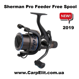 Фидерная катушка Flagman Sherman Pro Feeder Free Spool