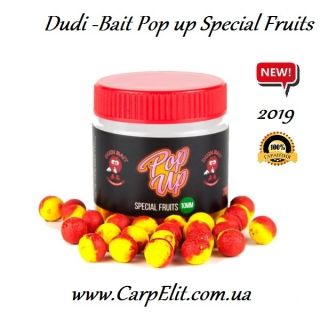 Dudi Baits Pop up Special Fruits