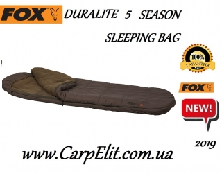 Спальный мешок Fox Duralite 5 Season Sleeping Bag