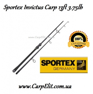Карповое удилища Sportex Invictus Carp 13ft 3.75lb
