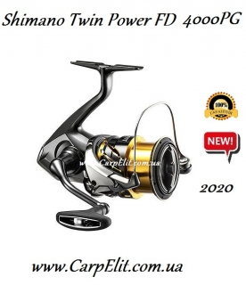 Shimano Twin Power FD 4000PG