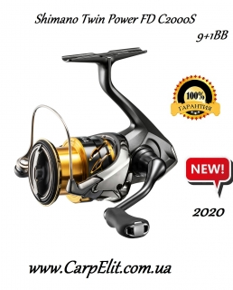 Shimano Twin Power FD C2000S 9+1BB