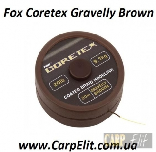 Fox Coretex Gravelly Brown