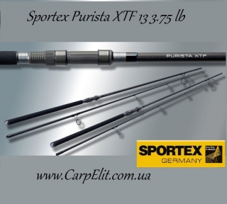 Sportex Purista XTF 13 3.75 lb NEW 2021 ШИРОКИЙ ХВАТ