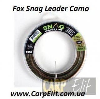 Fox Snag Leader Camo