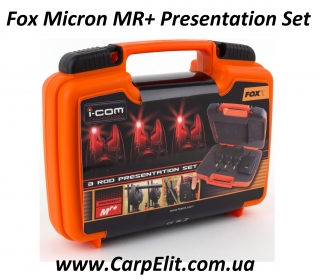 Fox Micron MR+ Presentation Set