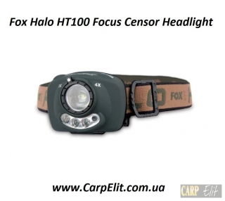 Fox Halo HT100 Focus Censor Headlight