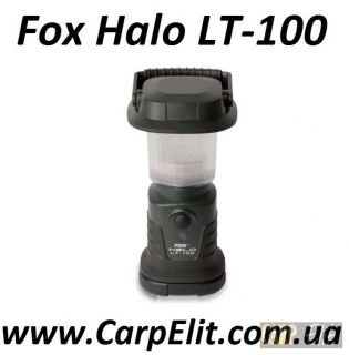 Фонарик Fox Halo LT-100