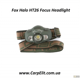 Fox Halo HT26 Focus Headlight