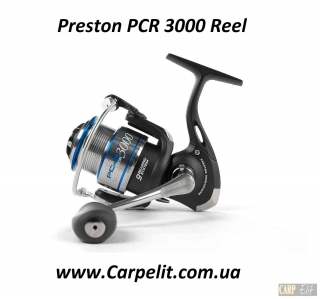 Preston PCR 3000 Reel