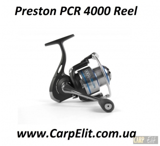 Preston PCR 4000 Reel