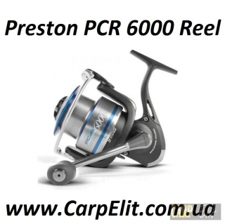 Preston PCR 6000 Reel
