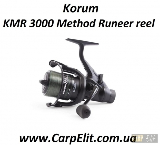 Korum KMR 3000 Method Runeer reel