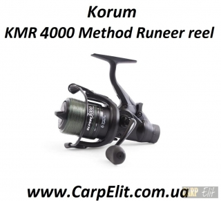 Korum KMR 4000 Method Runeer reel