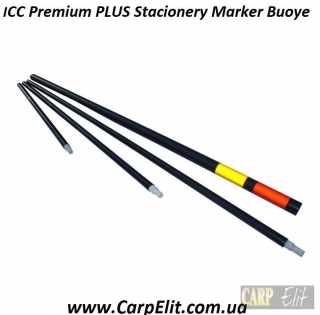 ICC Premium PLUS Stacionery Marker Buoye Three Color Changing (Red, Green, Blue)