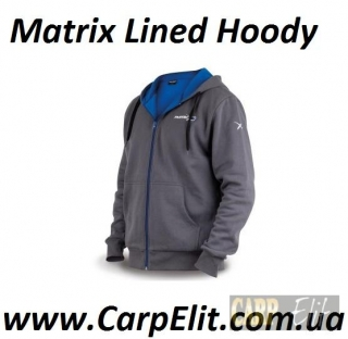 Толстовка Matrix Lined Hoody