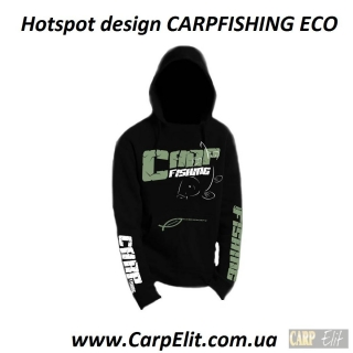 Толстовка Hotspot design CARPFISHING ECO