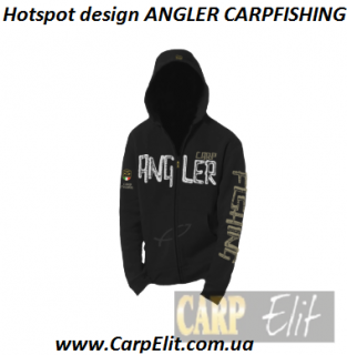 Толстовка Hotspot design ANGLER CARPFISHING