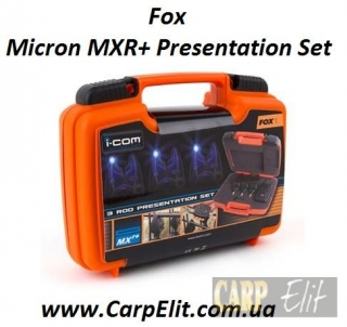 Fox  Micron MXR+ Presentation Set
